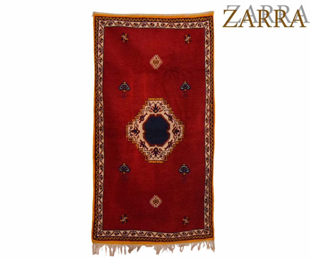 marokkanischer berber teppich tousman zarra. Black Bedroom Furniture Sets. Home Design Ideas