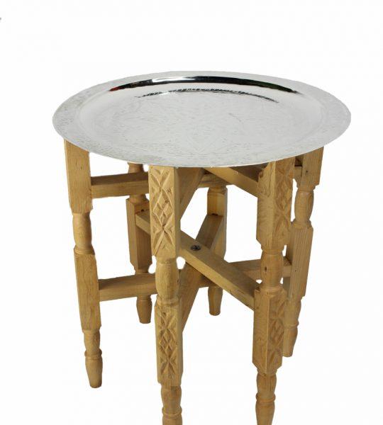 orientalische tische zarra. Black Bedroom Furniture Sets. Home Design Ideas